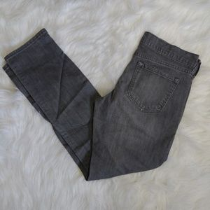 Women's Gray Skinny Jeans